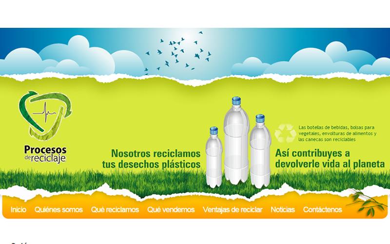 Procesos de reciclaje