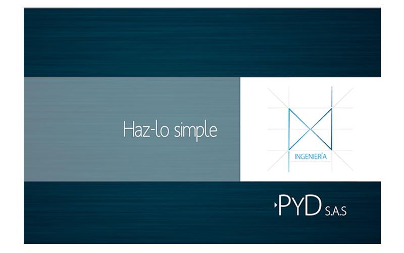 PyD Ingeniería Haz-lo simple